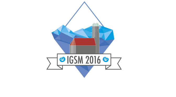 Official website of IGSM 2016 in Munich has launched!